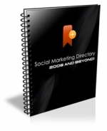 Social Marketing Directory 2008 And Beyond eBook with Private Label Rights