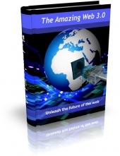 The Amazing Web 3.0 eBook with private label rights
