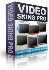 Video Skins Pro Template with Personal Use Rights