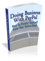 Doing Business With PayPal eBook with Master Resale Rights