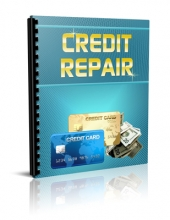 Credit Repair eBook with private label rights