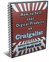How To Sell Your Digital Products On Craigslist eBook with Private Label Rights