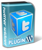 Tweet Widget WP Plugin Software with Personal Use Rights