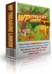 WordPress Treasure Linker Plugin Software with Resale Rights