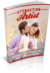 Attraction Artist eBook with Master Resale Rights