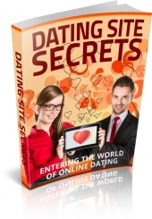 Dating Site eBook with Master Resale Rights