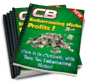 Clickbank Embarrassing Niche Profits eBook with Resale Rights