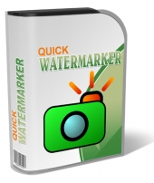 Quick Watermarker Software with Personal Use Rights