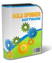 Gold Spinner Software Software with Personal Use Rights