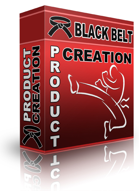 Blackbelt Product Creation
