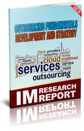 Outsourcing Fundamentals Development and Strategy eBook with private label rights
