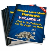 CB Weight Loss Cash Bonanza V4 eBook with Resale Rights