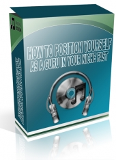 How to Position Yourself as a Guru in Your Niche Fast Audio with Private Label Rights