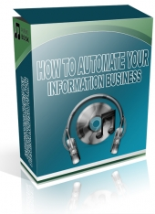 How to Automate Your Information Business Audio with Private Label Rights