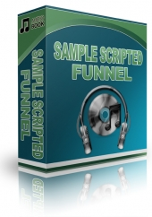 Sample Scripted Funnel Audio with Private Label Rights