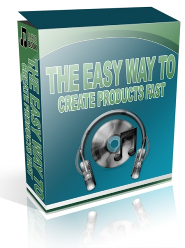 The Easy Way to Create Products Fast