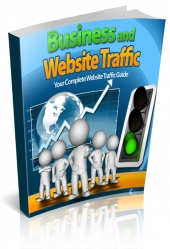 Business and Website Traffic eBook with Master Resale Rights