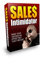 Sales Intimidator Software with Private Label Rights