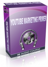 Youtube Marketing Primer Audio with Private Label Rights