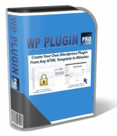 WP Plugin Pro Software with Personal Use Rights