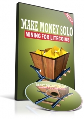 Make Money Solo Mining For Litecoins Video with Private Label Rights