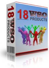 18 WSOs – Sean Mize Audio with Private Label Rights