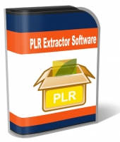 PLR Extractor Software Software with Master Resell Rights