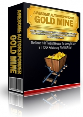 Awesome Autoresponder Gold Mine eBook with Personal Use Rights