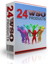 24 WSOs – Sean Mize Audio with Private Label Rights