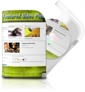 Featured Video Plus Software with Resale Rights