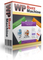 WP Buzz Machine Plugin Software with Personal Use Rights