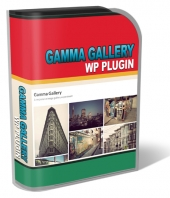 Gamma Gallery WP Plugin Software with Resale Rights