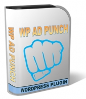 WP Ad Punch Plugin Software with Resale Rights