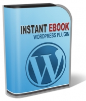 WP Instant Ebook Plugin Software with Personal Use Rights