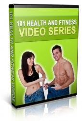 101 Health and Fitness Videos Video with Personal Use Rights