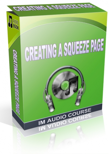 Creating A Squeeze Page