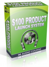 $1000 Product Launch System Audio with Private Label Rights