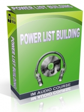 Power List Building Audio with Private Label Rights