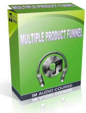 Multiple Product Funnel Audio with Private Label Rights