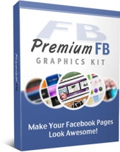 Premium FB Graphics Kit Graphic with Personal Use Rights
