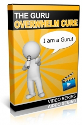 The Guru Overwhelm Cure Video with Private Label Rights