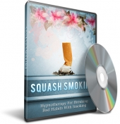 Squash Smoking Video with Master Resale Rights