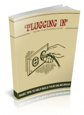 Plugging In eBook with Personal Use Rights