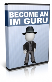 Become An IM Guru Audio with Personal Use Rights