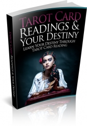 Tarot Card Readings And Your Destiny eBook with private label rights