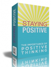 Staying Positive eBook with Personal Use Rights