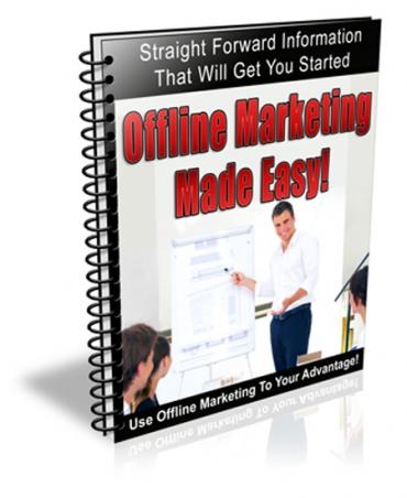 Offline Marketing Made Easy