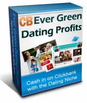 CB Evergreen Dating Profits eBook with private label rights