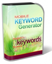 Mobile Keyword Generator Software with Personal Use Rights
