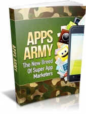 Apps Army eBook with Master Resale Rights